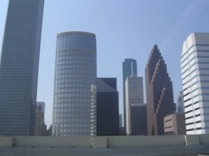 Houston Skyline 2