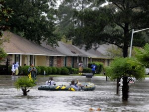 Baton Rouge Flooding