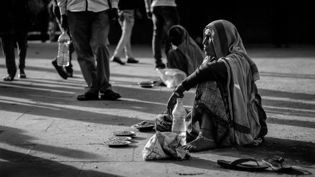 Image result for poverty background black and white